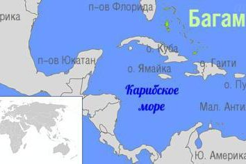 Gdzie są Bahamas? The State Capital, atrakcje