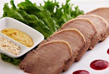 Langue de bœuf: comment préparer correctement