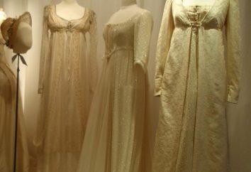estilo del imperio en la ropa – una gracia sutil