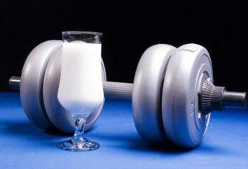 Come cucinare la proteina scuote per la crescita muscolare da solo