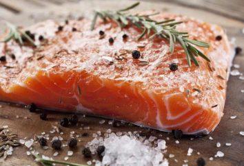 rosa salmone in crema: Ricette