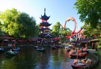 """Park """"Tivoli"""" em Copenhagen: fotos, endereço, revisões"""
