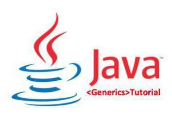 Java rodzajowych: opis i metody