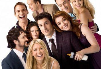 """Aktorzy: """"American Pie: Wszystko montażowych"""". ciekawostki"""