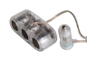 Zapalniczka splitter. Niż jest to przydatne dla kierowcy i jak wybrać odpowiedni?