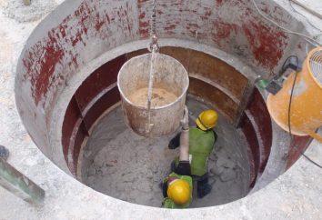 Jak zainstalować Keson do studni z własnymi rękami?
