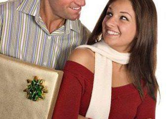Warum träumst du von einem Geschenk von einem Mann?