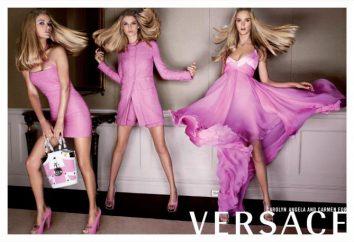 """""""Versace Bright Crystal absoluta"""" – comentarios. Eau de Toilette de cristal brillante"""