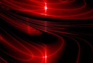 Perché rosso chiamato rosso? valore del colore
