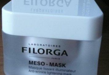 """Meso-Mask """"Filorga"""" – la belleza y la juventud de su cara. Meso-Mask de Filorga: opiniones"""
