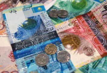KZT – nowoczesny pieniądze Kazachstan