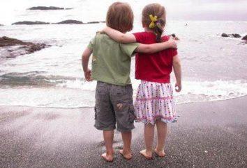 arguments littéraires: le problème de l'amitié. vrais problèmes d'amitié