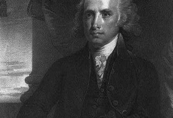 La cuarta biografía presidente de Estados Unidos James Madison, puntos de vista políticos