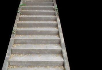 Escaliers – construction