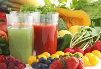 Dieta para el acné: menús, comentarios