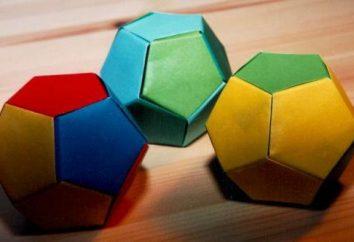 Come fare un dodecaedro con le mani?
