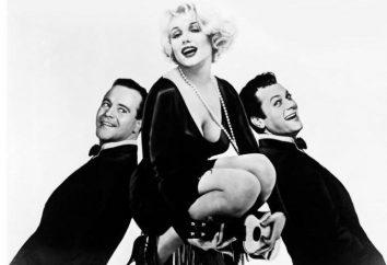Zagraniczne komedia romantyczna: lista najlepszych filmów