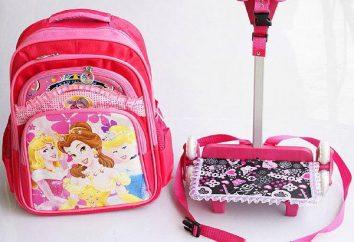 Wie eine Schultasche für Mädchen wählen?