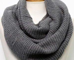 Come legare una sciarpa-collare? Sottigliezze di creare un accessorio originale