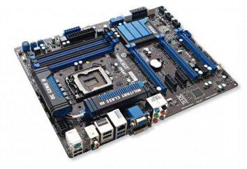 Intel produkty: chipsety. Recenzje, opisy, specyfikacje, opinie i seriale