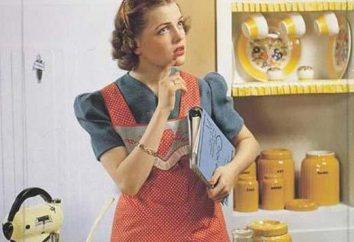 – rôle Homemakers forcé ou le vrai bonheur?