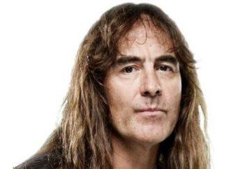 Musicien Steve Harris: biographie et œuvres