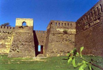 Naryn-Kala Fortaleza, Daguestão, Derbent. Descrição, excursão, história