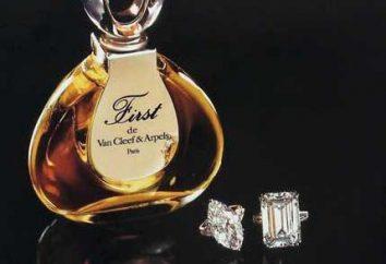"""""""Van Cleef"""": un perfume para ella y para él"""