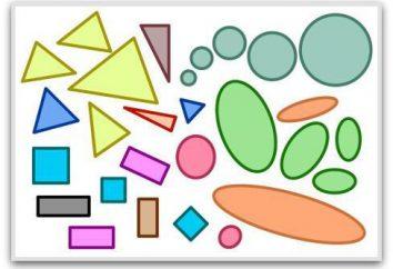 Quais são os mistérios sobre formas geométricas