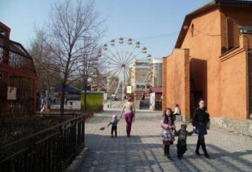 Gdzie się udać w Jekaterynburgu z dzieckiem w weekendy
