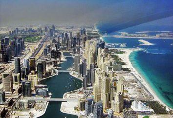 Attrazioni Emirati Arabi Uniti: la bellezza e il lusso