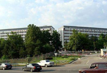 Sanatorium Lermontov: vue d'ensemble, description et commentaires
