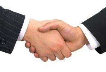 Le diverse attività e le relazioni personali tra le persone. La natura delle relazioni personali e di business