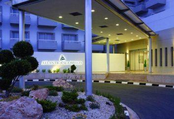 Hôtel Atlantica Sea Breeze 4 * (Chypre, Protaras): types de chambres, services, commentaires