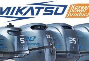 """Cztery silniki zaburtowe """"Mikatsu"""": opinie"""