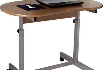 Computertisch Laptop – die Rettung Ihrer Haltung
