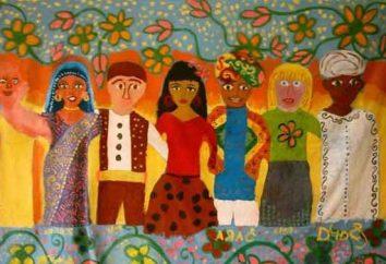 Nation – è una comunità stabile, storicamente sviluppata di persone