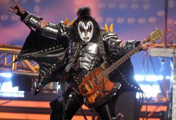 Gene Simmons, muzyk legendarnego zespołu Kiss