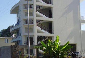 Hotéis baratos em Adler: endereços, comentários. Hostel Adler
