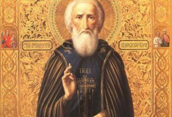 Sergius de Radonezh – biografia. Sergius de Radonezh é o 700º aniversário. As façanhas de Sergio de Radonezh