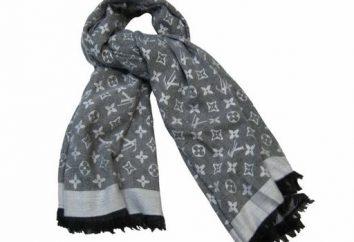 foulards Louis Vuitton – accessoire élégant de la mode