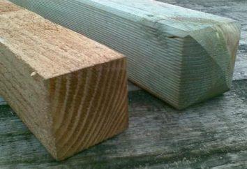 Poutre verticale fortifiée – caractéristiques de montage