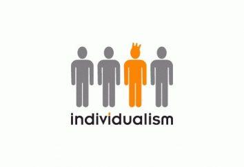 Indywidualizm jest czym jest pojęcie? Jakie są zasady indywidualizmu?