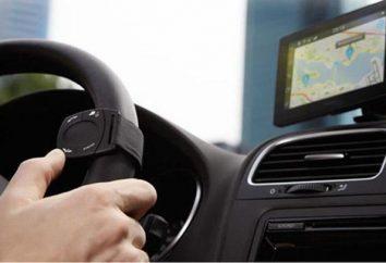 Plaque d'immatriculation – GPS-navigateur. Conseils pour choisir