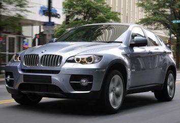 BMW X6 2014 – revisión del crossover bávaro actualizado