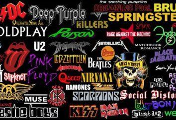 Die beste Rockband aller Zeiten. Liste der besten Rockbands aller Zeiten