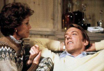 Donald Sutherland (Donald Sutherland) – Filmografia, la vita personale