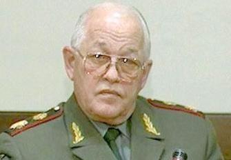 Primo Maresciallo della Federazione Russa: Sergeev Igor Dmitrievich