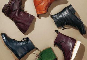 Scarpe – modelli autunno e inverno per uomo