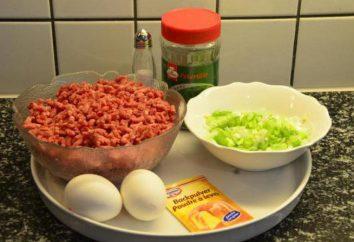 Albóndigas sin arroz: una receta